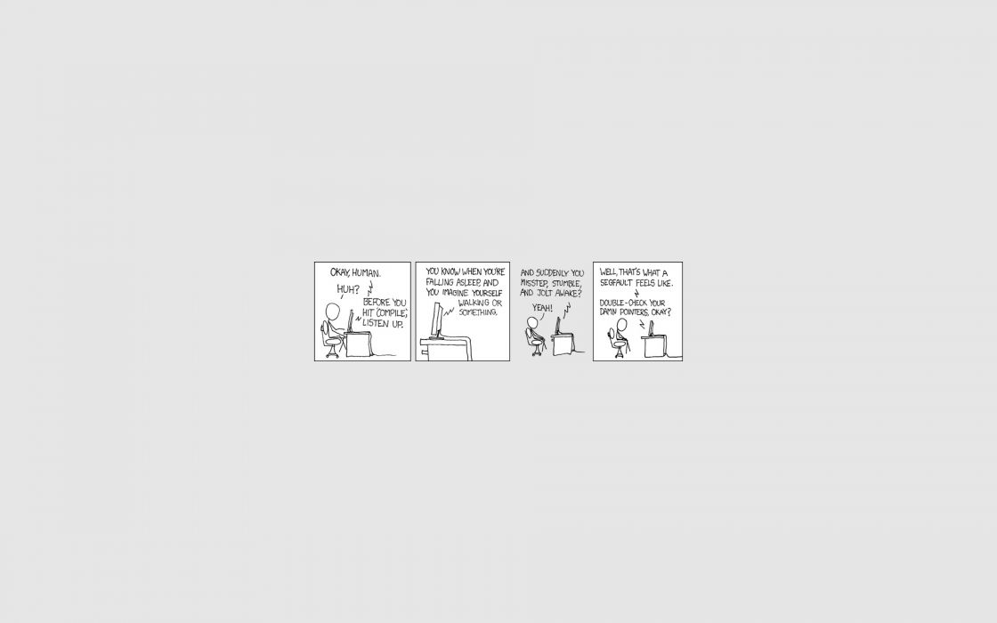 Xkcd humor stick figures wallpaper