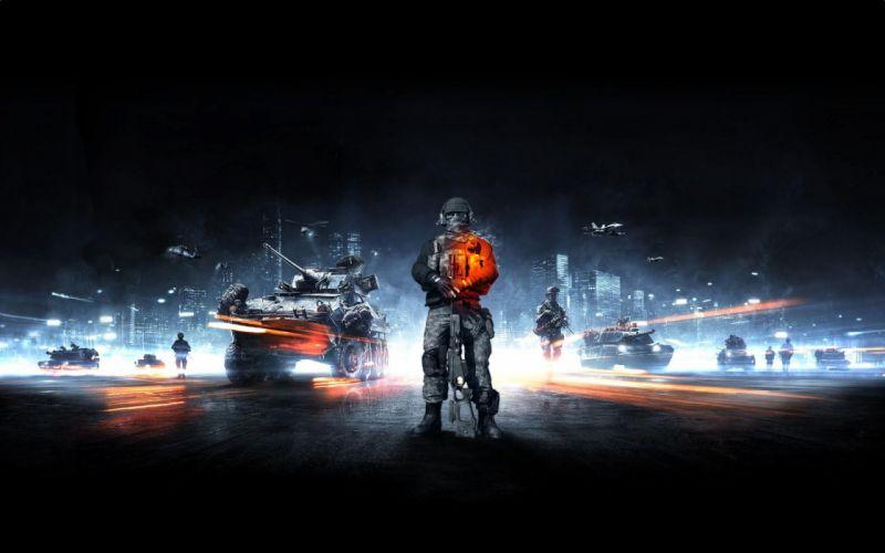 Battlefield battlefield 3 recon wallpaper
