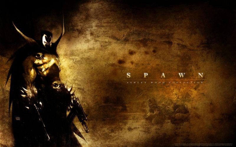 Spawn wallpaper