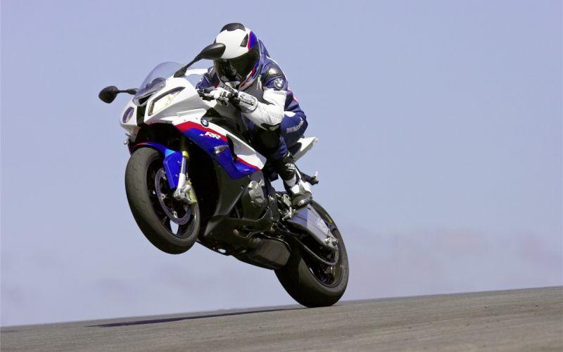 Bmw superbike motorbikes wallpaper
