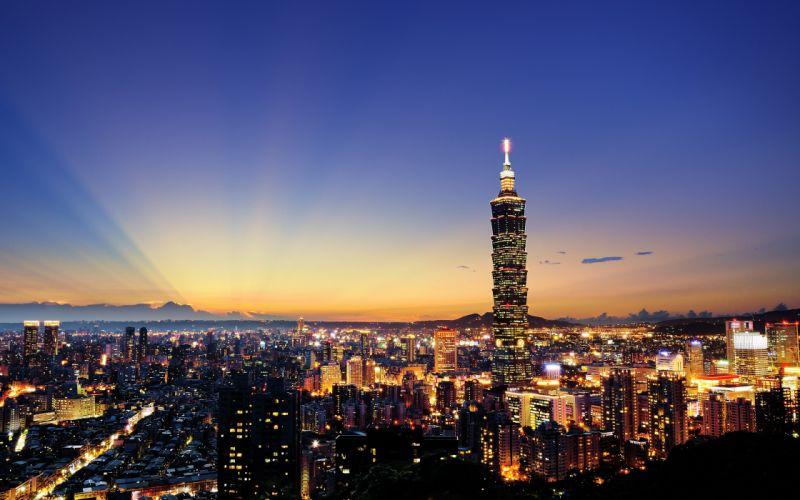 Cityscapes skylines city skyline wallpaper