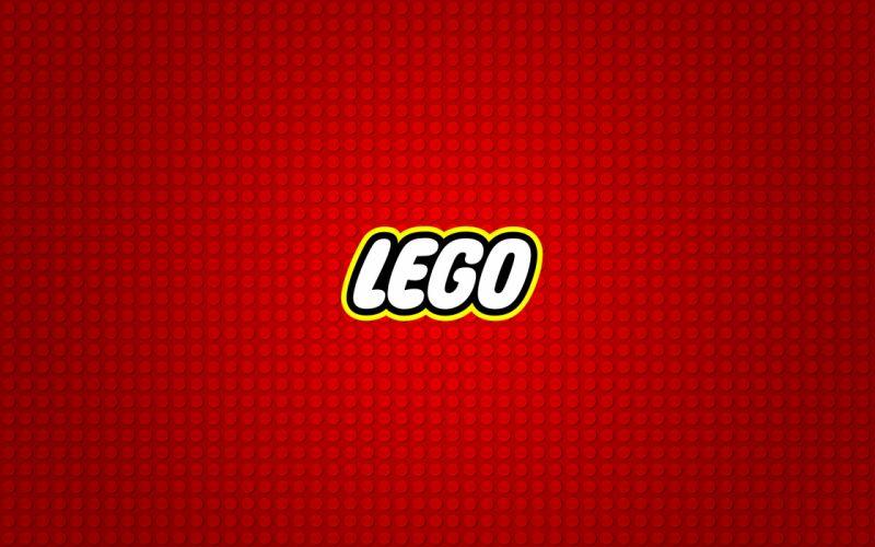 Lego minimalistic toys (children) wallpaper