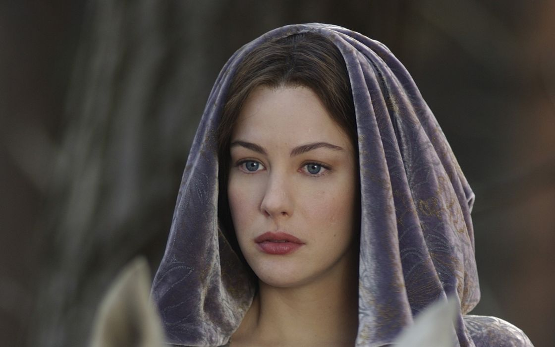 Brunettes movies liv tyler the lord of the rings arwen undomiel movie legends wallpaper