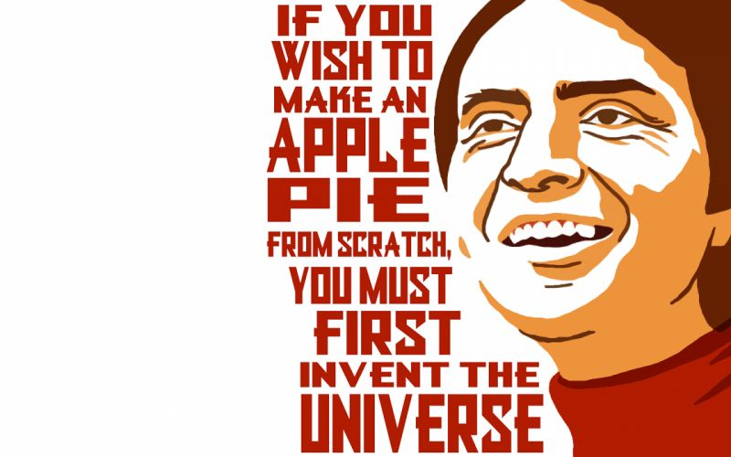 Texts quotes carl sagan wallpaper
