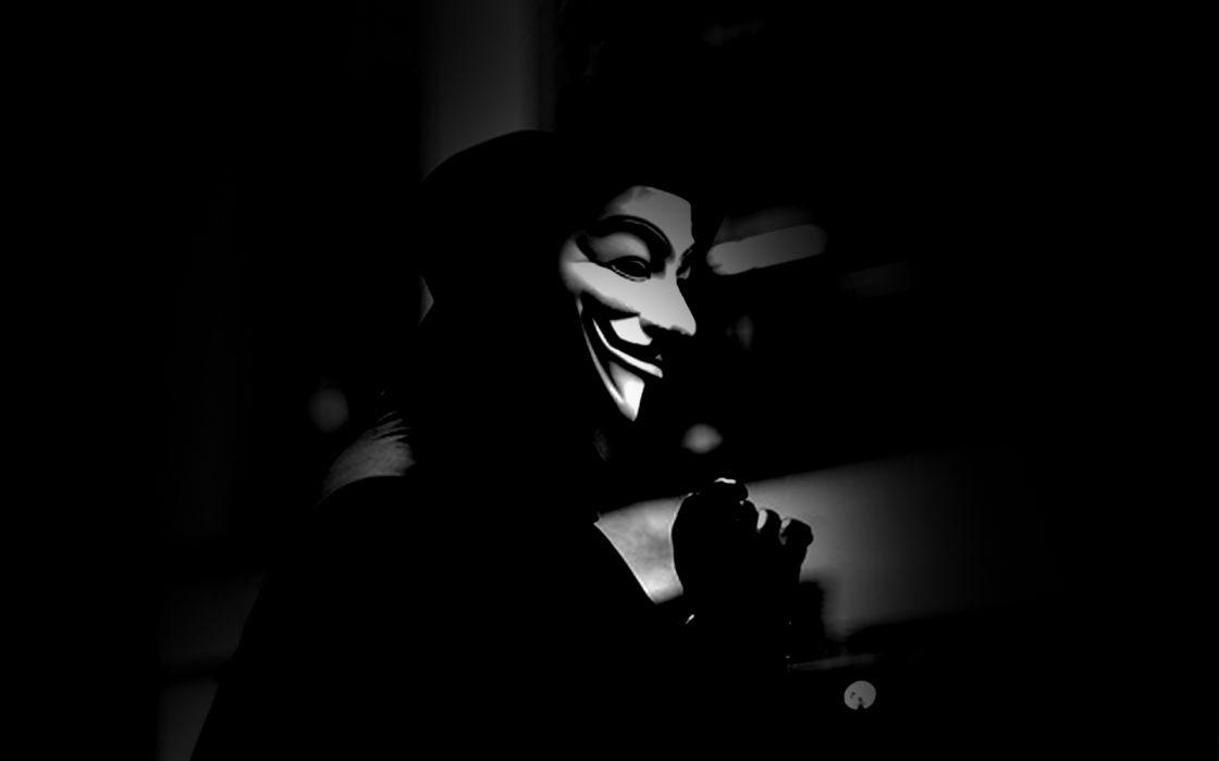 Anonymous V For Vendetta Wallpaper