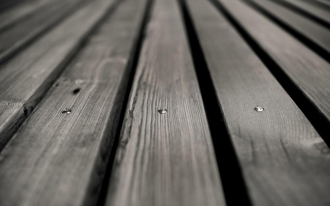 Macro wood panels wood floor wallpaper