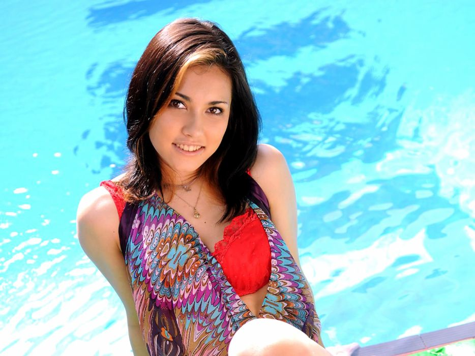 Women maria ozawa asians smiling wallpaper