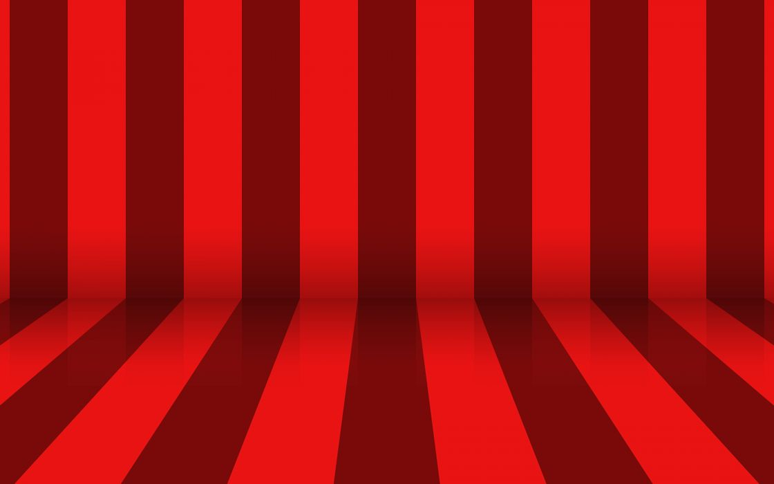 Red patterns striped texture wallpaper