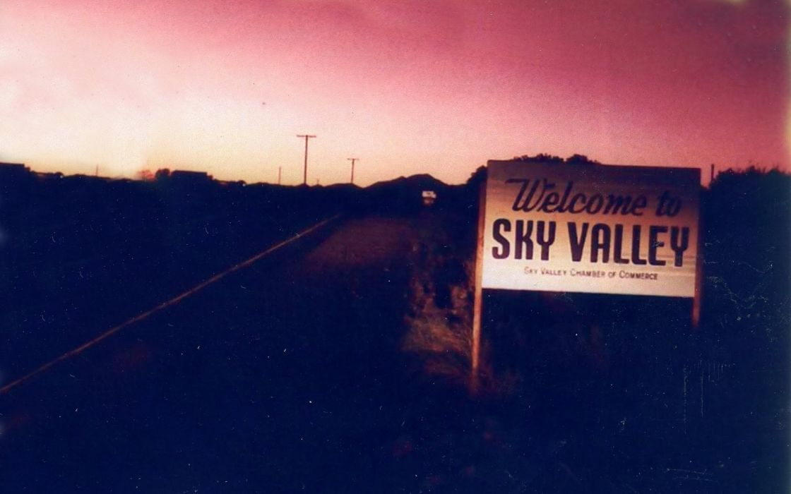 Signs kyuss sky valley wallpaper