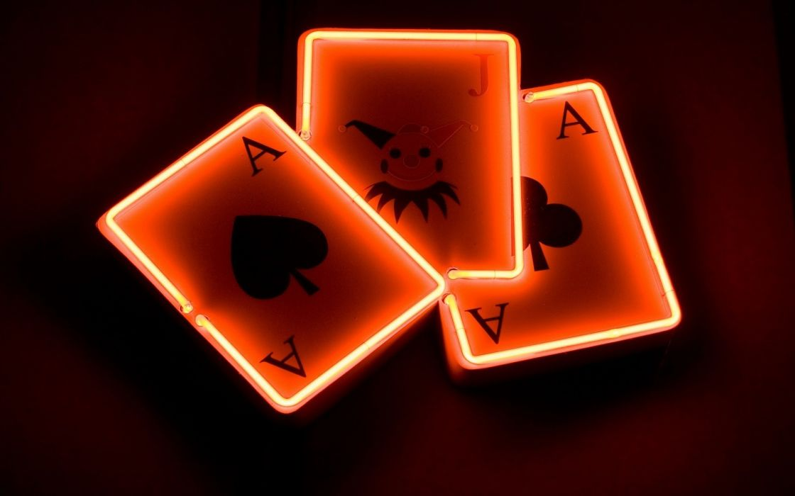 Cards multicolor playing cards ace of spades wallpaper