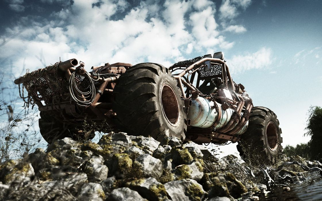 Vehicles wallpaper