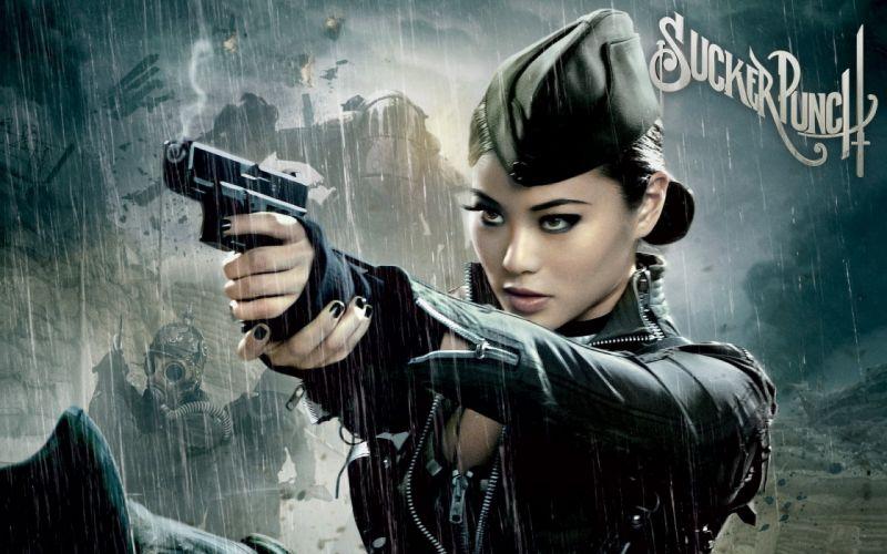 Movies sucker punch jamie chung wallpaper