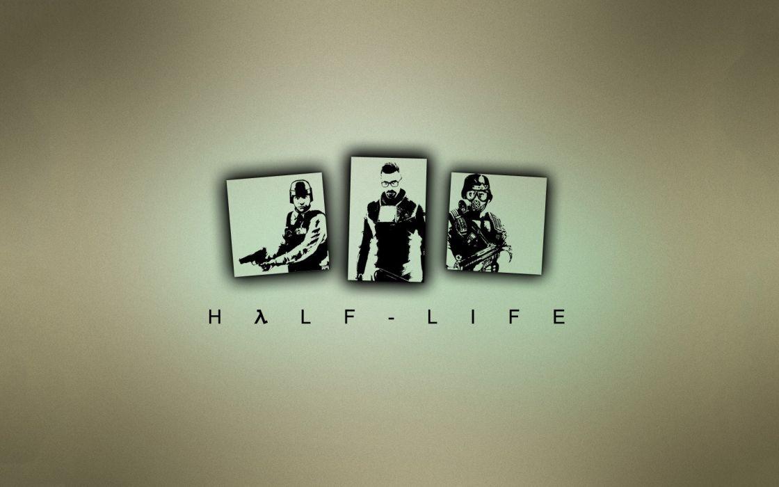 Life gordon freeman wallpaper