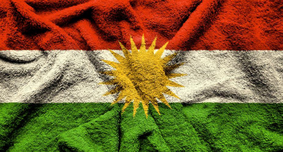 Kurdistan Flags wallpaper
