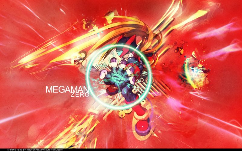 Mega man wallpaper
