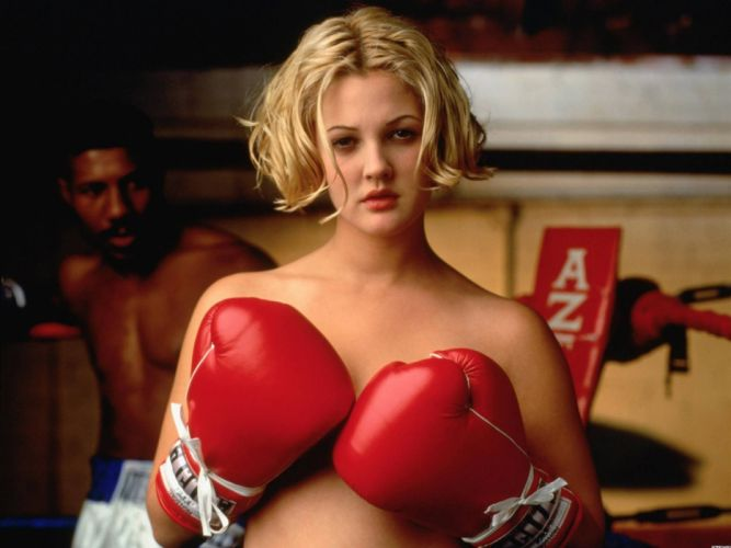 Red Nude Boxing wallpaper