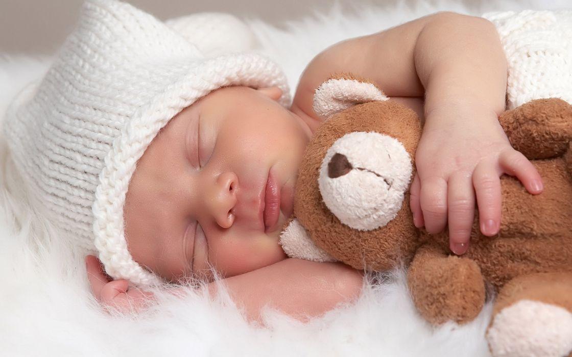 White baby kids babies wallpaper