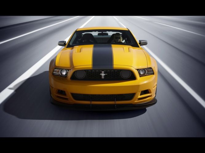 Cars front vehicles ford mustang ford mustang boss 302 wallpaper
