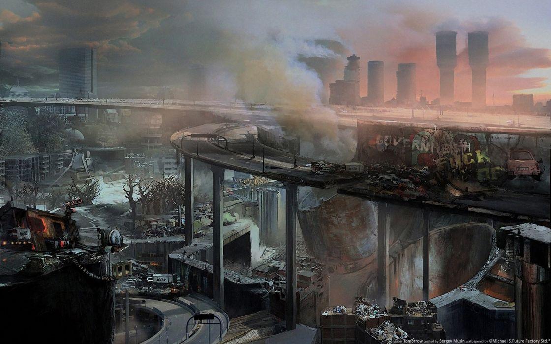 Apocalypse wallpaper