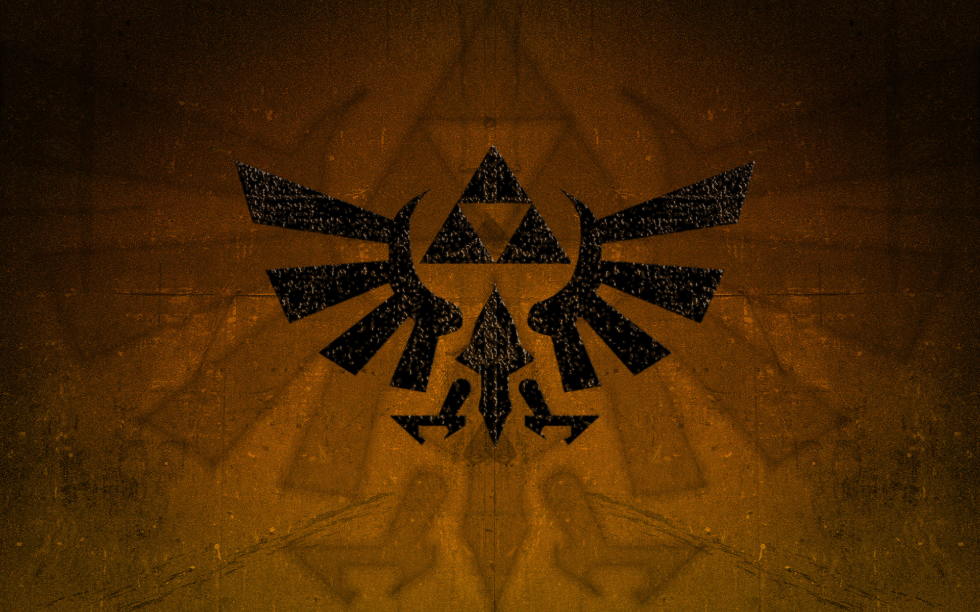 Triforce The Legend Of Zelda Wallpaper 1920x1200 21949
