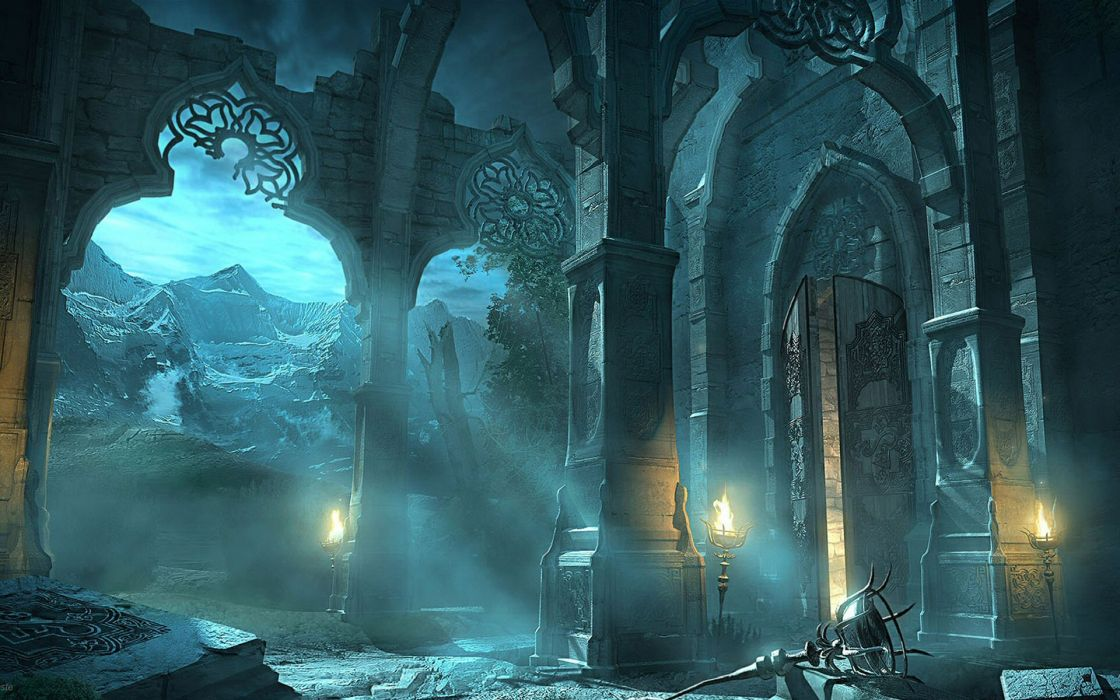 Prince Of Persia Raphael Lacoste Wallpaper 1920x1200 21996