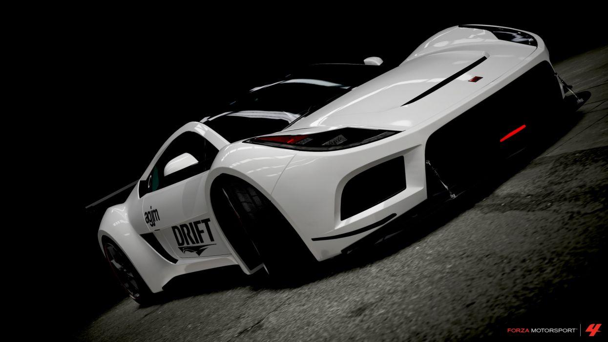 Video games raptor cars saleen wallpaper
