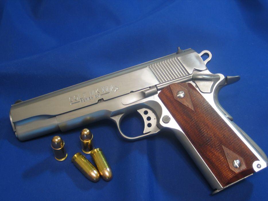 Guns weapons ammunition m1911 _45acp colt handguns wallpaper