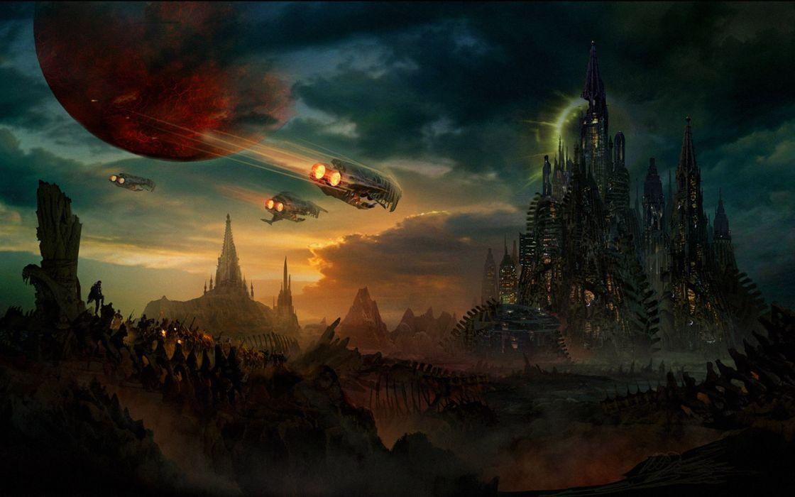 Fantasy fantasy art philip straub wallpaper