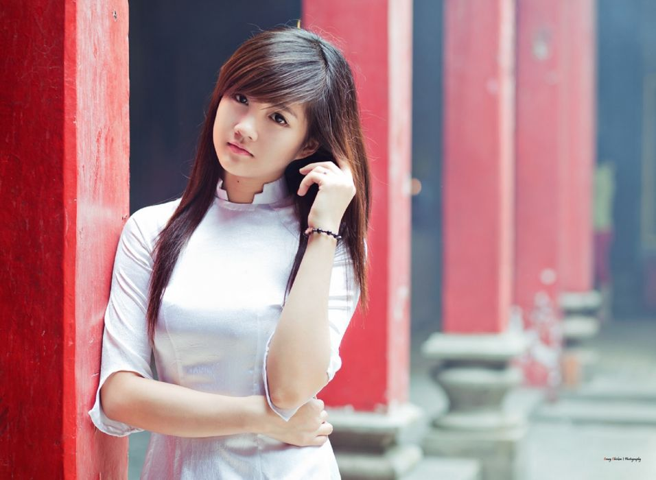 VietNamese Girls (Trinnie Xiu) wallpaper