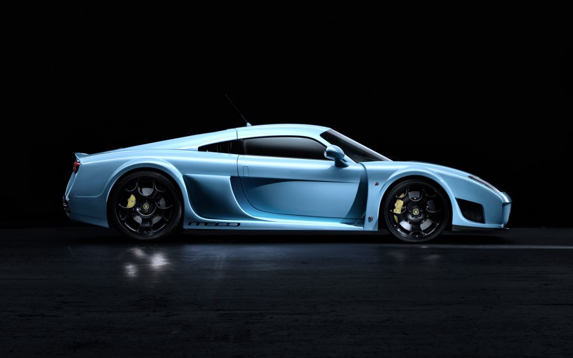 Cars noble side view noble m600 wallpaper
