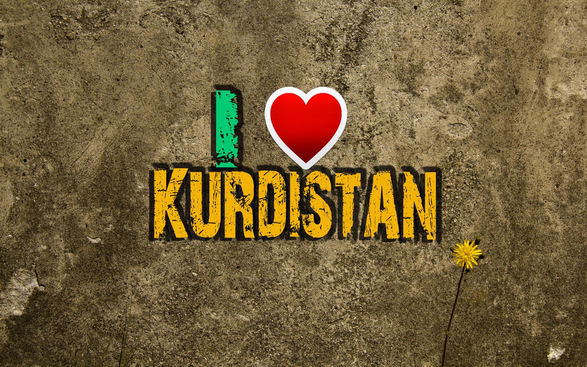 I Love Kurdistan wallpaper   1920x1200   22239   WallpaperUP