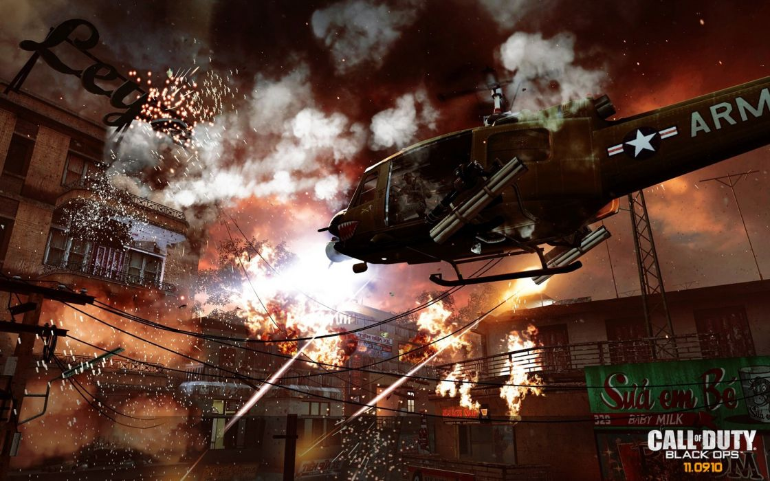 Video games helicopters call of duty xbox call vehicles playstation 3 wallpaper