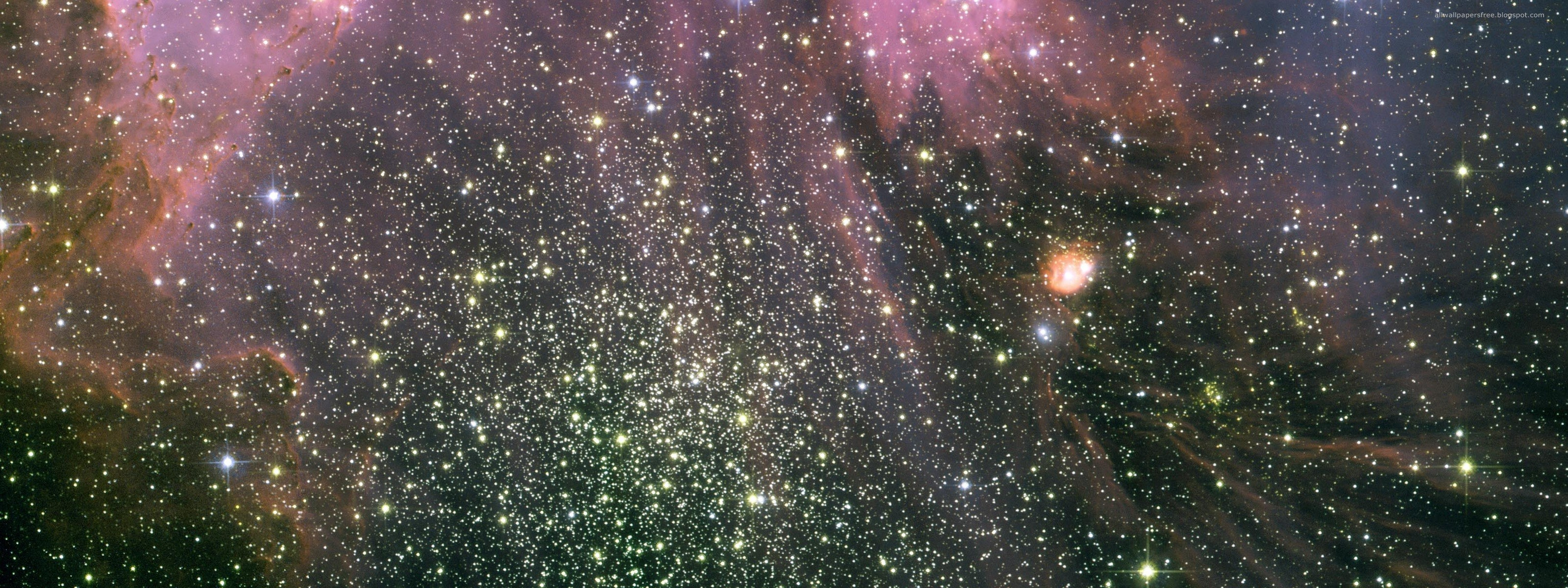 Outer space hubble wallpaper 3200x1200 22247 wallpaperup - Hubble space wallpapers ...