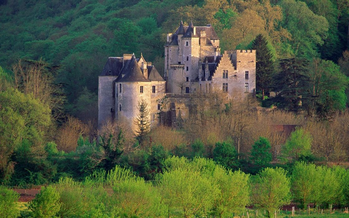 Castles architecture wallpaper