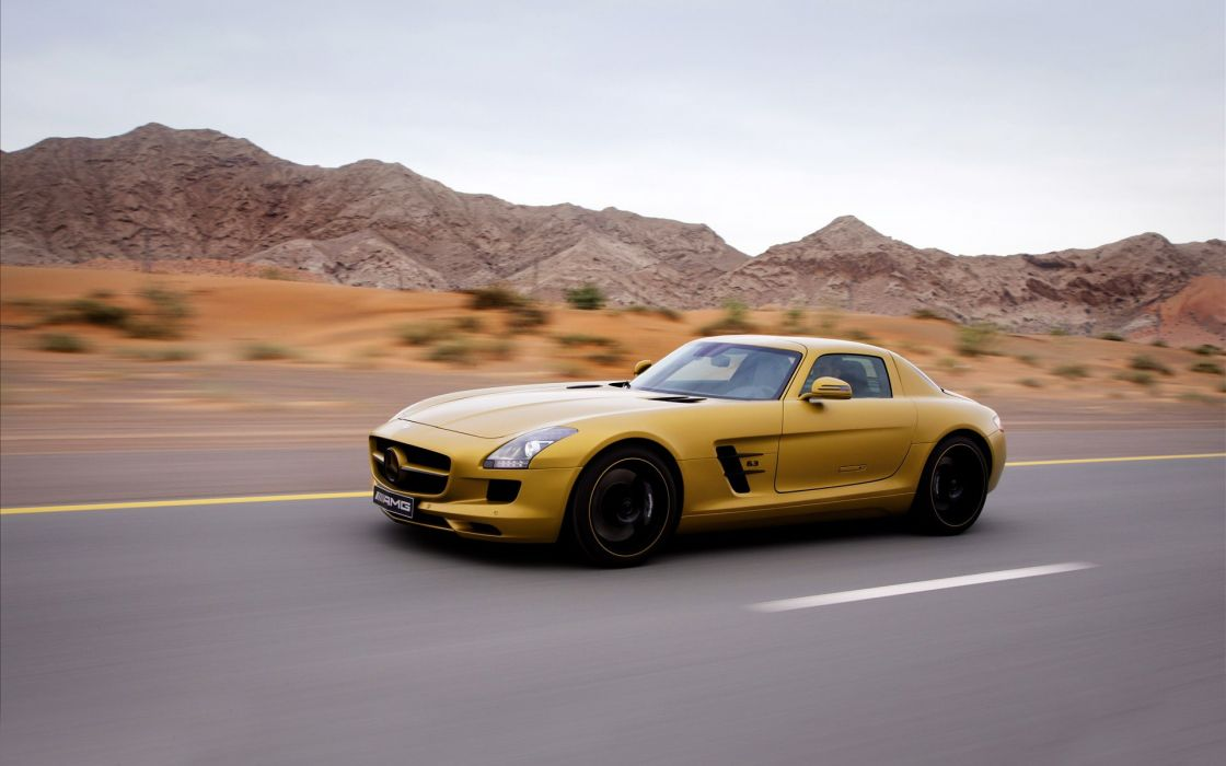 Cars amg vehicles wheels sports cars luxury sport cars on the road mercedes-benz gull-wing door wallpaper