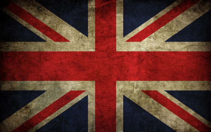 Flags united kingdom great britain wallpaper