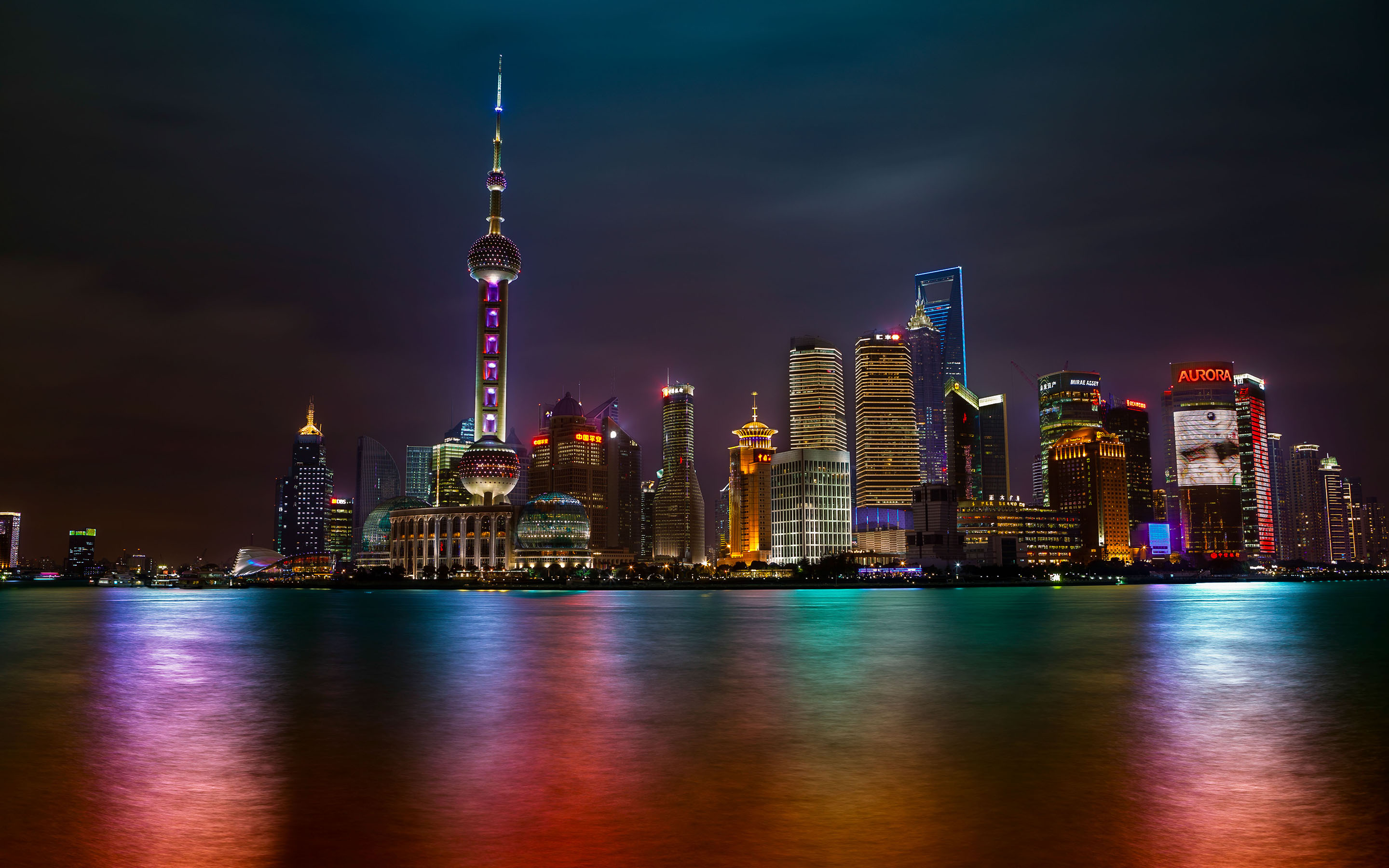 shanghai skyline wallpapers pictures - photo #13