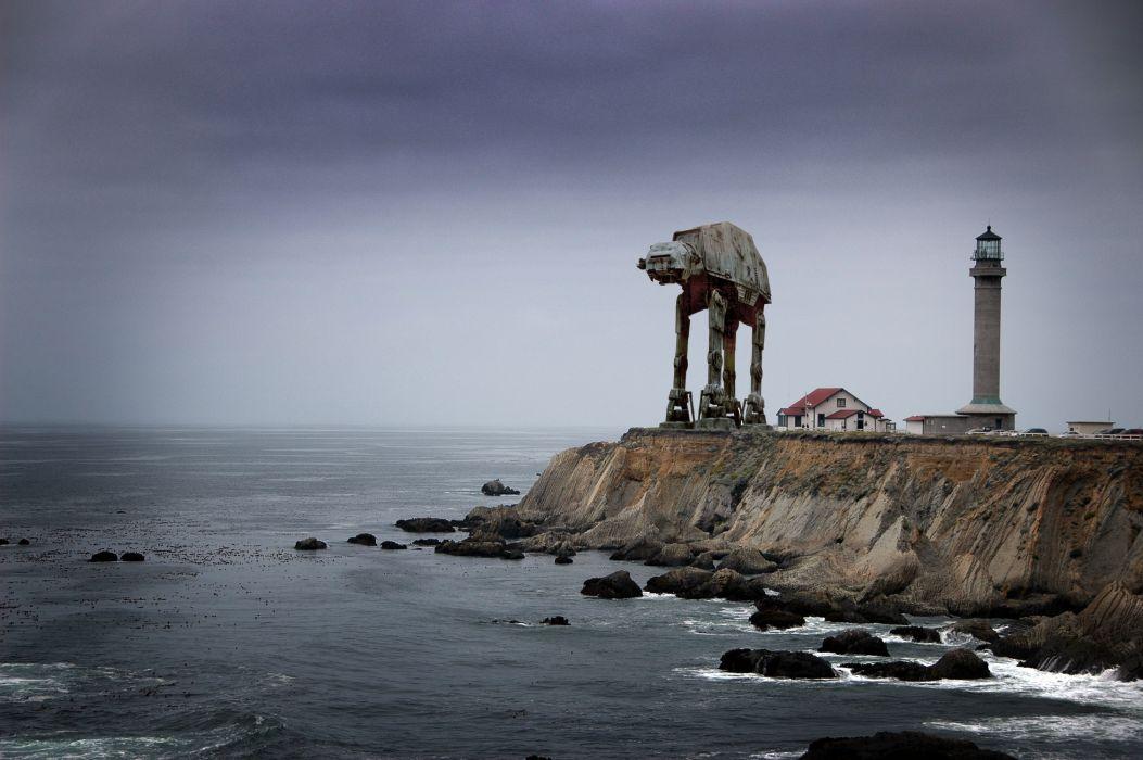 sci-fi science-fiction star-wars movies ocean sea/ocean wallpaper