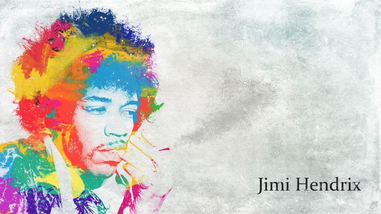 jimi-hendrix hendrix music entertainment bands wallpaper