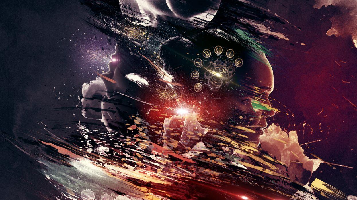 OTMAN-DENYE manipulations science-fiction sci-fi digital-art cg wallpaper