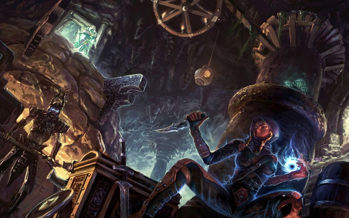 The-Elder-Scrolls Skyrim games video-games entertainment fantasy battles wallpaper