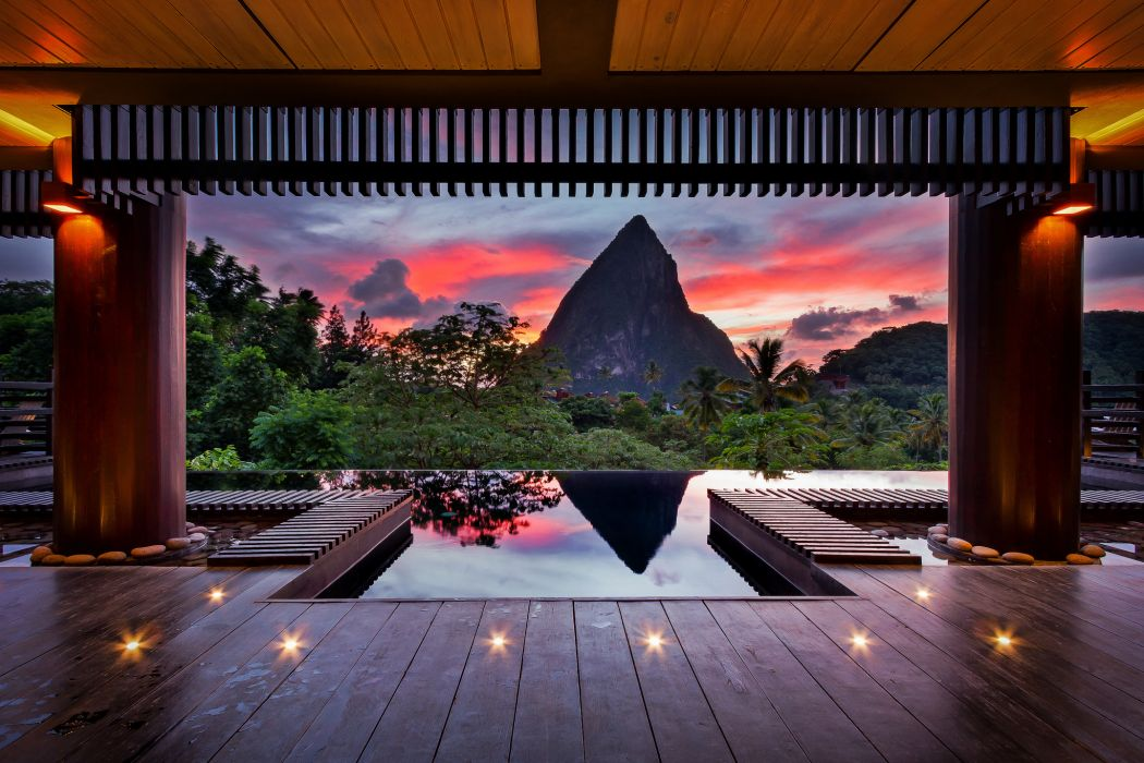 architecture buildings sunsets sunrises tropical scenic photography wallpaper