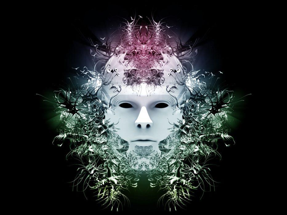 abstract cg digital-art nature 3d artistic wallpaper