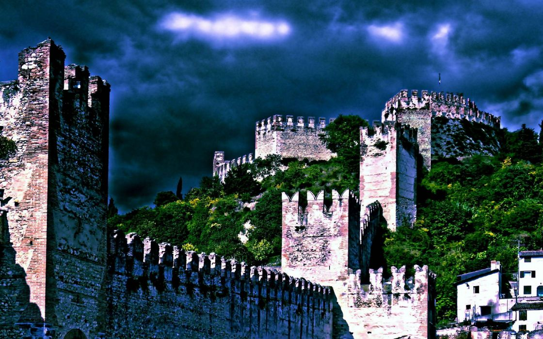 architecture buildings castles hdr photography wallpaper