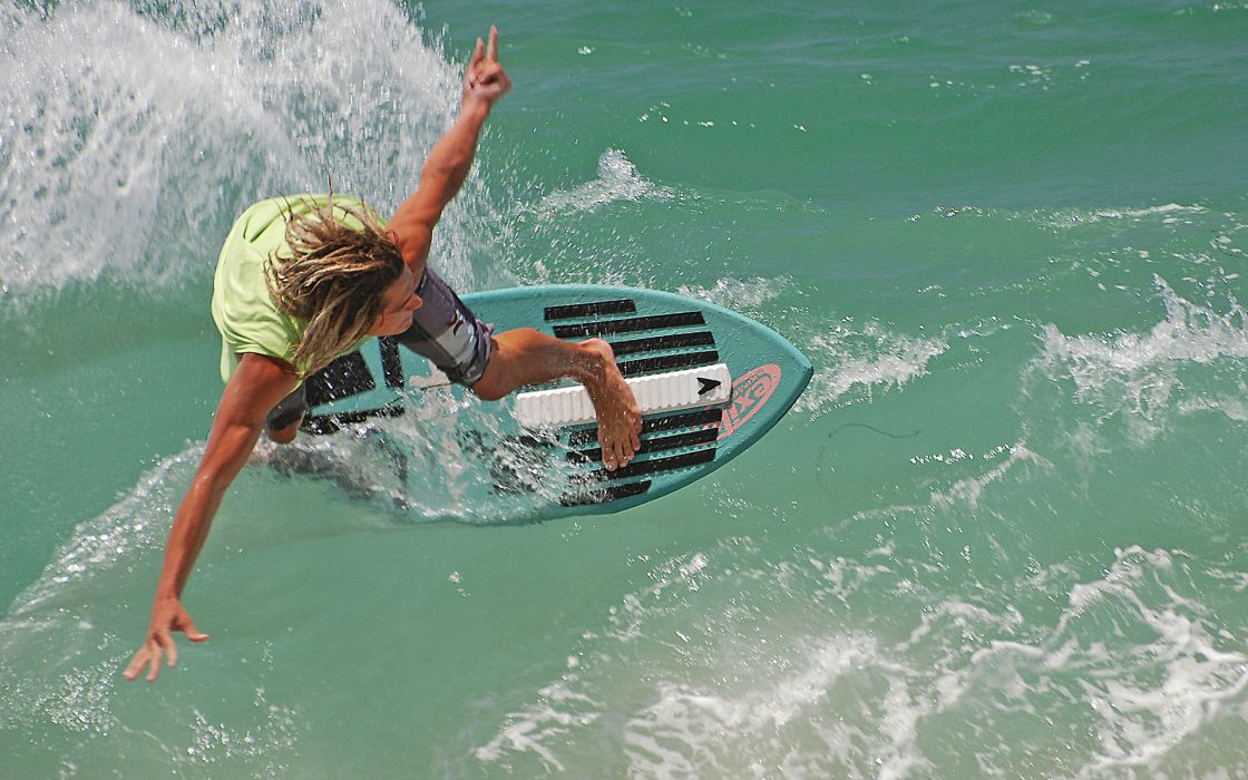 sports surfing waves oceans people other-men men wallpaper