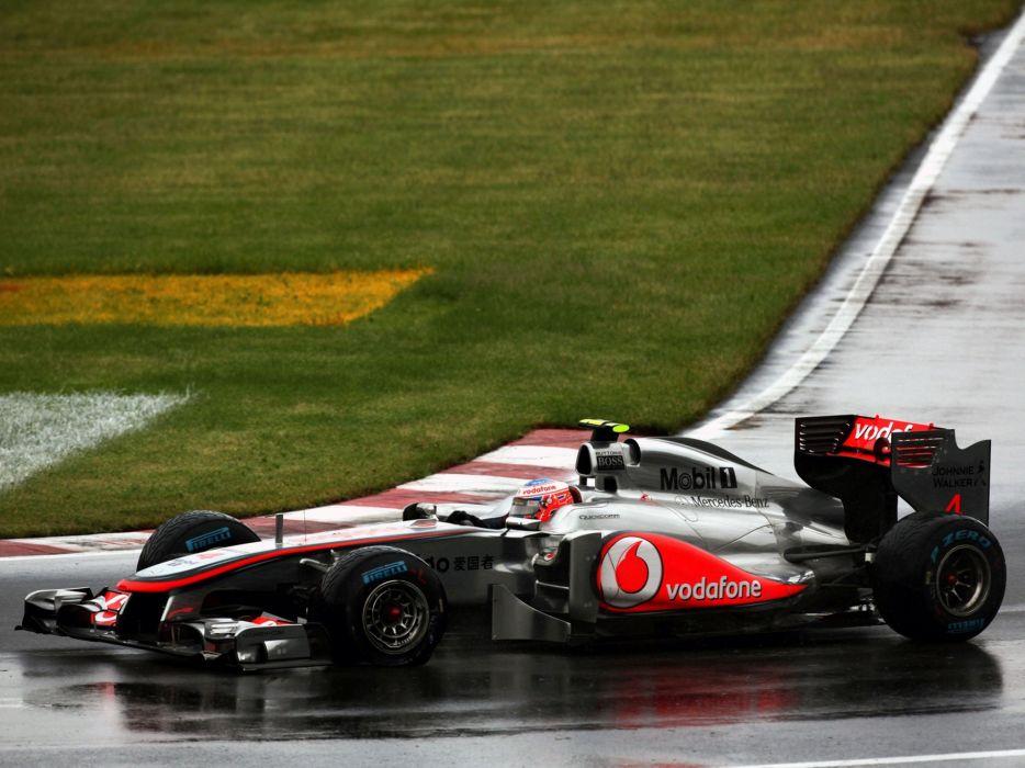 Formula one mclaren f1 jenson button wallpaper