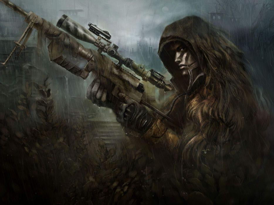 BlackShot-Online BlackShot games video-games military soldiers weapons snipers guns rifles MMOG wallpaper