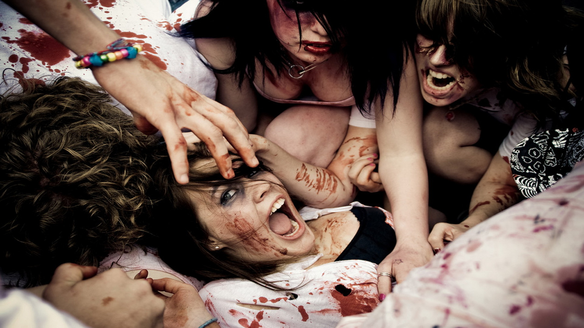 Nude Zombie Females 24