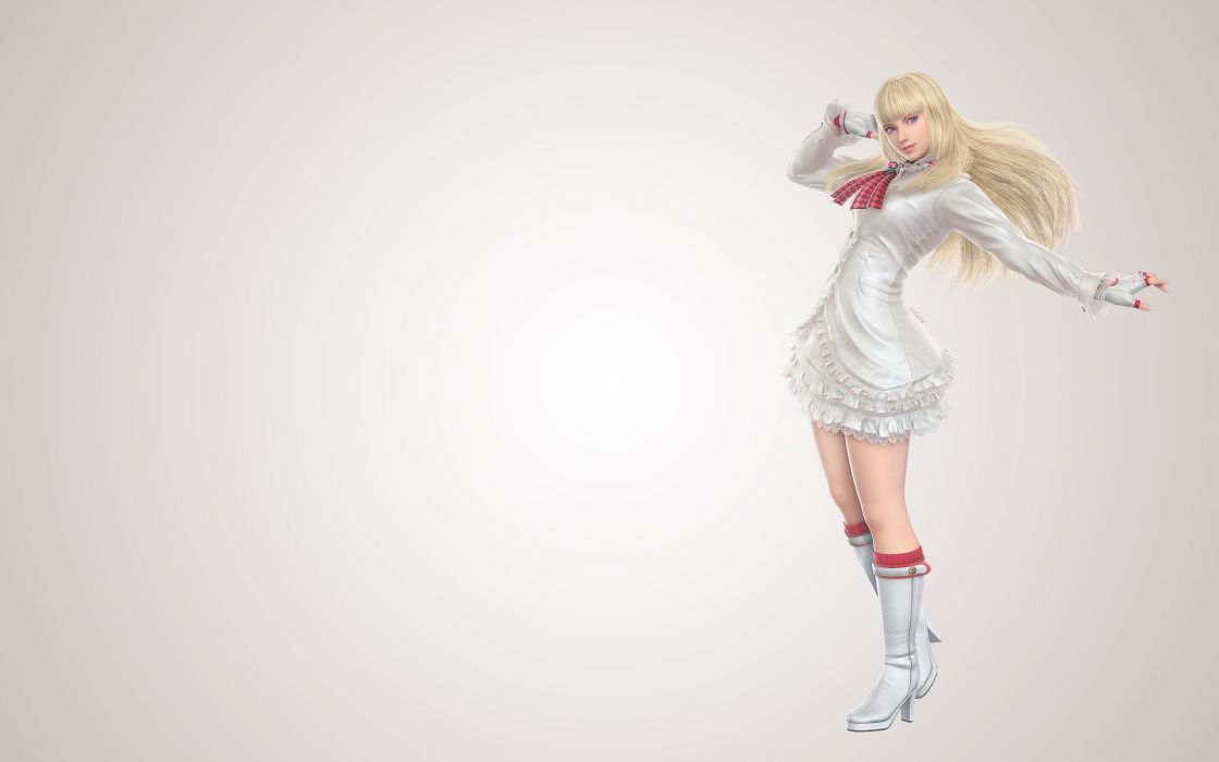 Women tekken lili wallpaper
