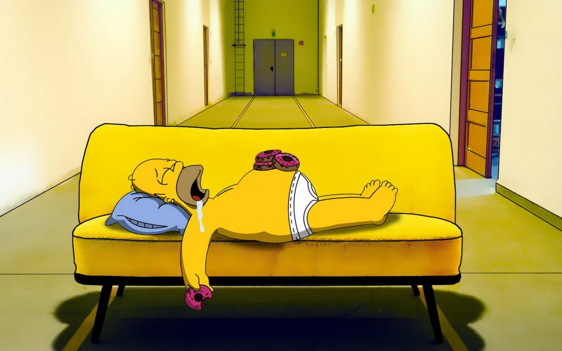 cartoons the-simpsons simpsons homer humor funny wallpaper